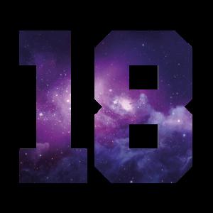 18 Zahl
