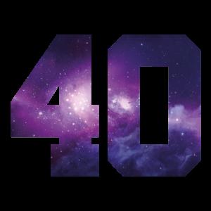 40 Zahl