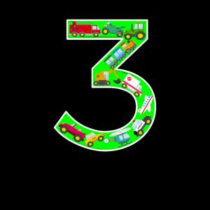 3. Geburtstag | Spielzeug | Autos | Feuerwehr Kids