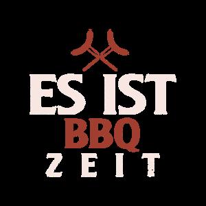 BBQ Zeit Grillsaison