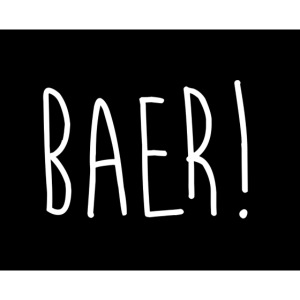 BAER! Logo