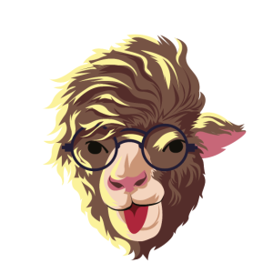 alpaca hipster