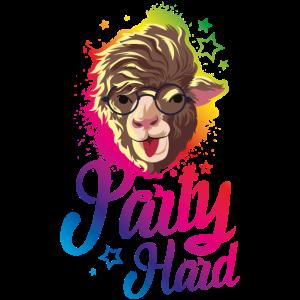 Alpaka hipster party hard