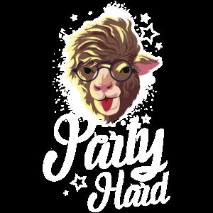 alpaka hipster party