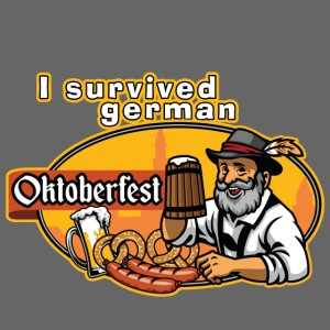 I survived german Oktoberfest