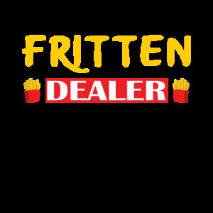 Fritten Dealer - Pommes Verkäufer