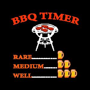 Barbeque Timer Barbeque-Liebhaber oder Koch Gesche