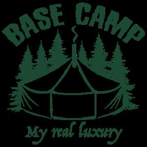 BASE CAMP - Basislager für Textilien und Geschenke