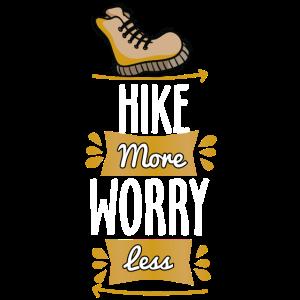 Wanderung mehr Sorgen weniger