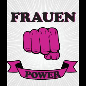 Frauenpower Faust