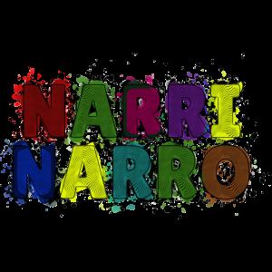 narri narro fasnet fasching karneval 2020