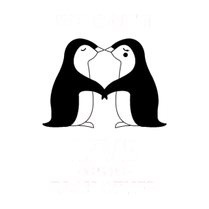 Pinguin Liebe - We can't live without each other