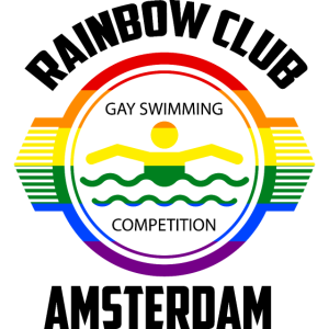 Rainbow club Amsterdam - Gay swimming competition