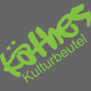 Kulturbeutel Logo