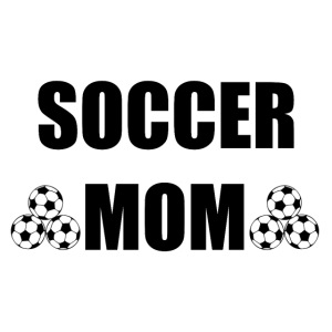 Soccer Mom - Fußball Mutter