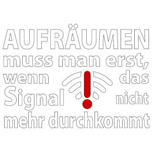WLAN Signal, Zocker, Gaming, Gamer, Hobby