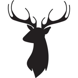 Cerf noir