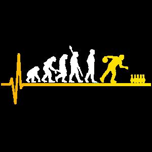 Kegeln Evolution Bowling Herzschlag