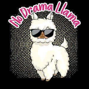 No Drama Llama cool
