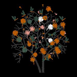 Libelle Baum