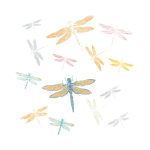 Libelle Insekt