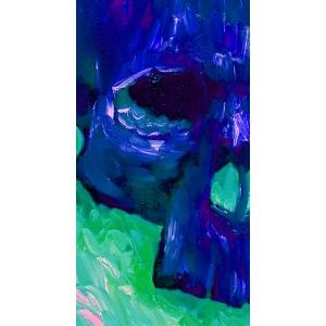 Blue Skull #2
