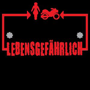 Motorrad Biker Lustig Spruch Motorradfahrer Fun