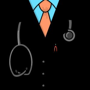 Arzt Kostüm Verkleidung