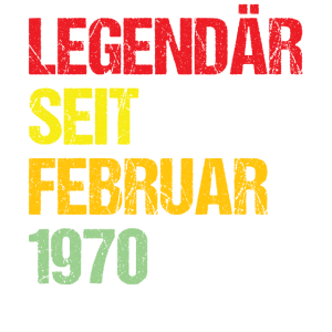 50.Geburtstag Februar