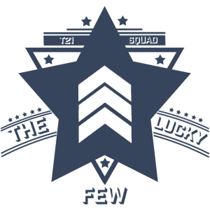 THE LUCKY FEW - T21 SQUAD DESIGN