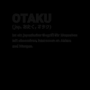 Anime Otaku Manga Definition