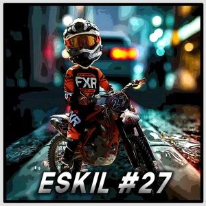 Eskil street cartoon