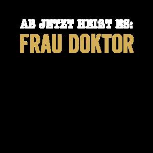 Dr. Frau Doktor Hochschule Abschluss Geschenk