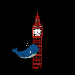 Bluecontest Stadt unter Wasser