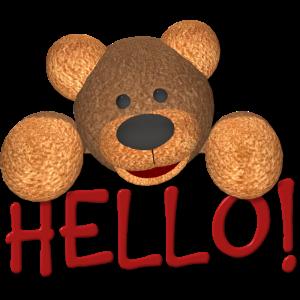 Dinky Bears Hello