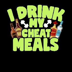 Mahlzeit betrügen