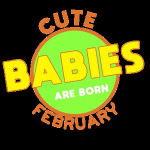 Februar Babys