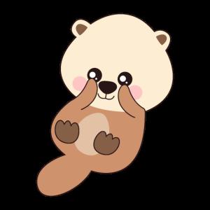 Süsse Otter