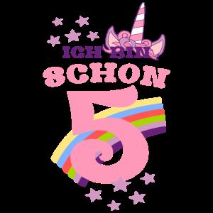 5.Geburtstag Geschenk