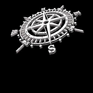 Kompass Maritim Süden Norden Schiff