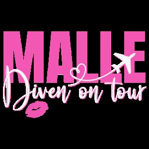 Mallorca Sprüche Malle Diven On Tour Urlaub Party