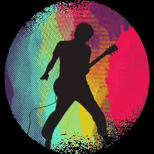Gitarre - Guitar / E-Gitarre / Rock / Heavy Metal