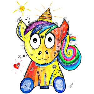 Happy Unicorn