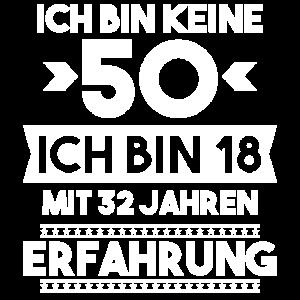 50 Jahre Geburtstagsspruch