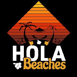 Hola Beaches - Hallo Strand