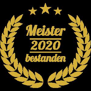 Meister 2020 bestanden