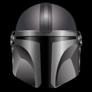 The Mandalorian Helm