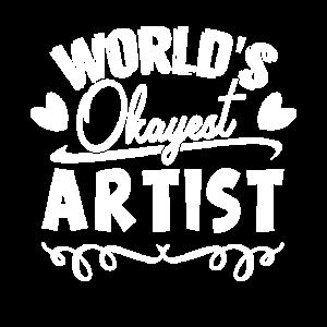 Der okayeste Künstler der Künstlerwelt