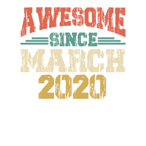 Awesome since March 2020 - IWD