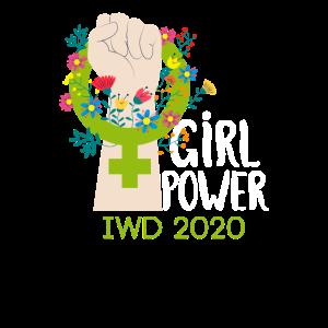 Girl Power - International Women's Day 2020